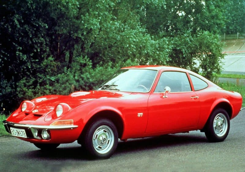 Opel GT was all looks and no performance