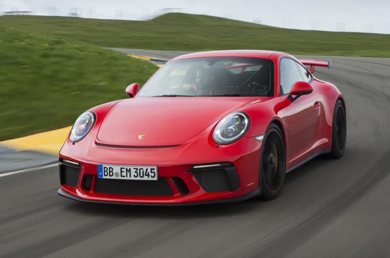 Porsche 911 GT3 is one of the best track cars money can buy