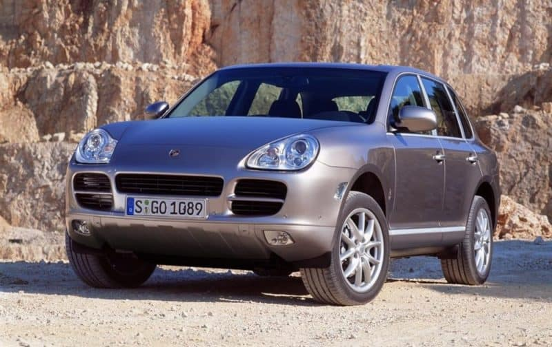 Porsche Cayenne didnt have the best of starts performance-wise