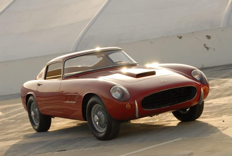 Scaglietti Corvette - the most mysterious Italian car with an American V8