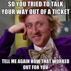 Tickets meme
