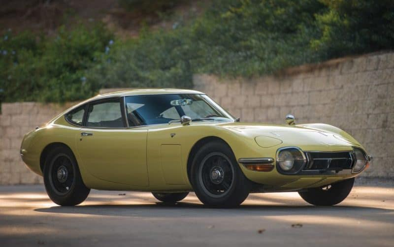 Toyota 2000GT is a f...ing icon