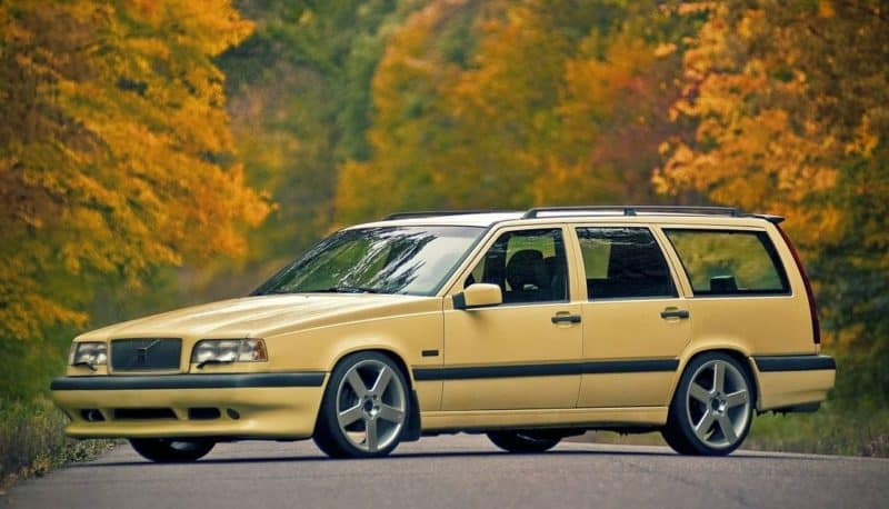 Volvo 850 R Wagon