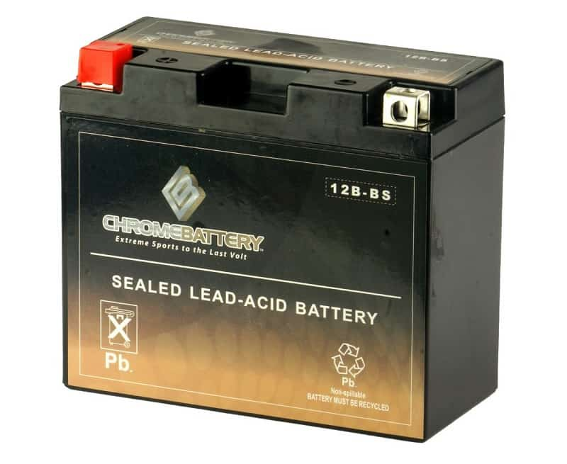 CB Chrome Battery AGM Sealed Battery