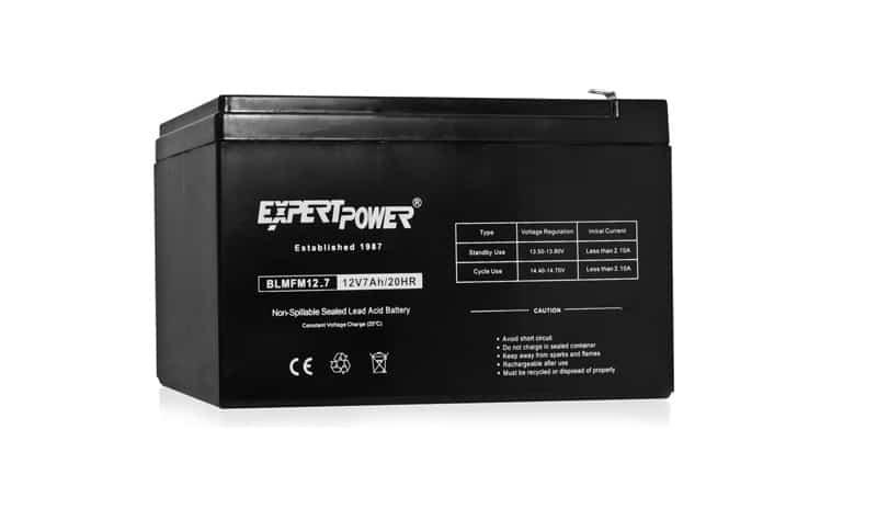 Expert Power EPX1270 Battery