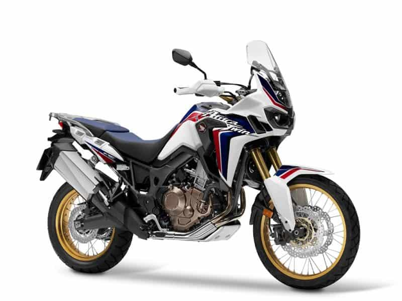 Honda CRF1000L Africa Twin DCT - Front 3/4
