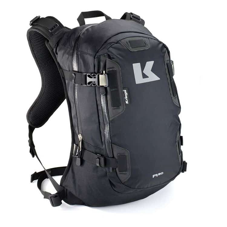Kriega R20 Backpack Black