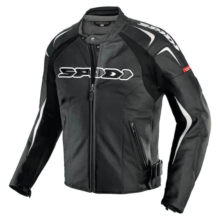 Spidi Track Wind Leather Jacket