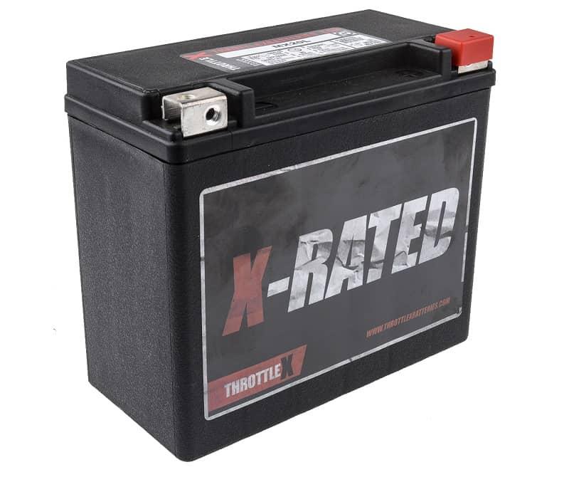 ThrottleX MX20L AGM Battery