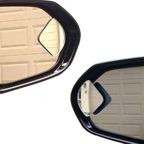 AiWomo Fan-Shaped Mirror