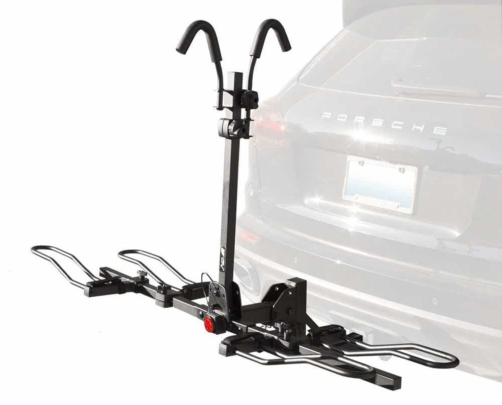 BV 2-Bike Bicycle Hitch Carrier