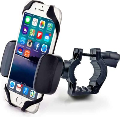 Caw.Car Universal Motorcycle Cell Phone Mount