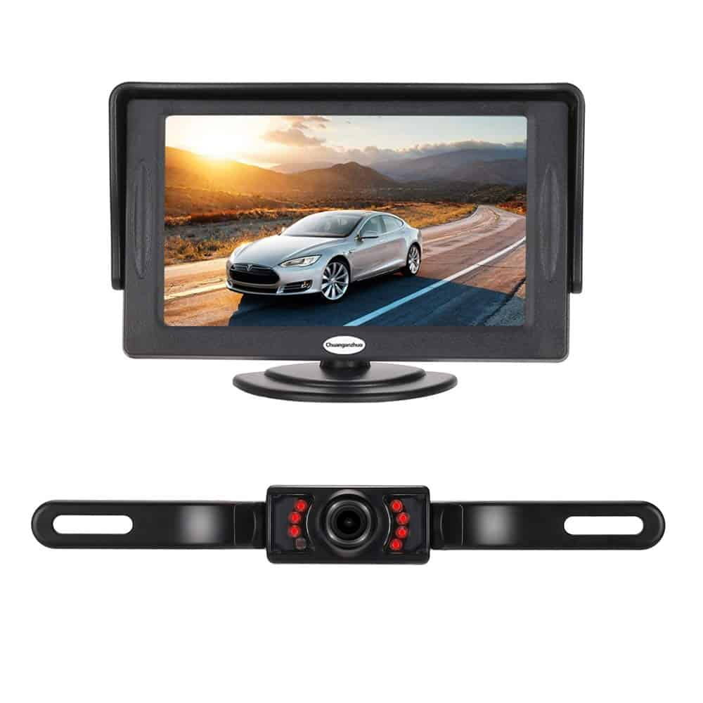 Chuanganzhuo Backup Camera