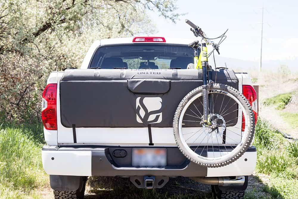 Demon United Tailgate Pad for Bikes