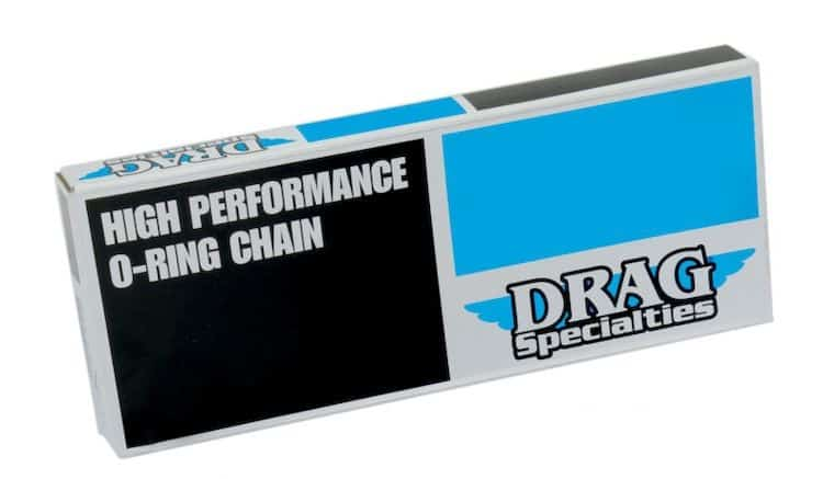 Drag Specialties 530 O-Ring Chain