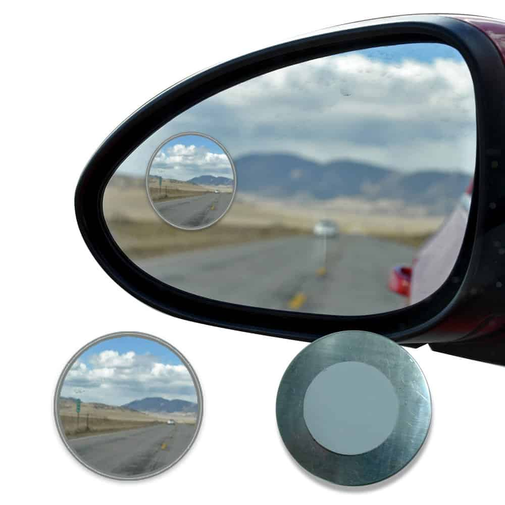 Essential Contraptions Blind Convex Mirror