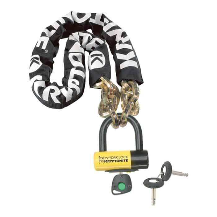 Ranking The Best Motorcycle Locks For Ultimate Protection