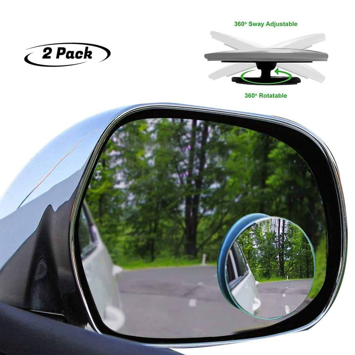 Best Blind Spot Mirror of 2019: Reviews and Buying Guide