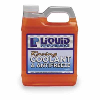 Liquid Performance Racing Coolant & Anti-Freeze