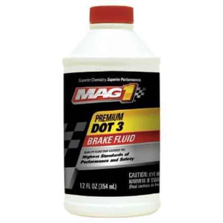 MAG1 DOT 3 Premium Brake Oil