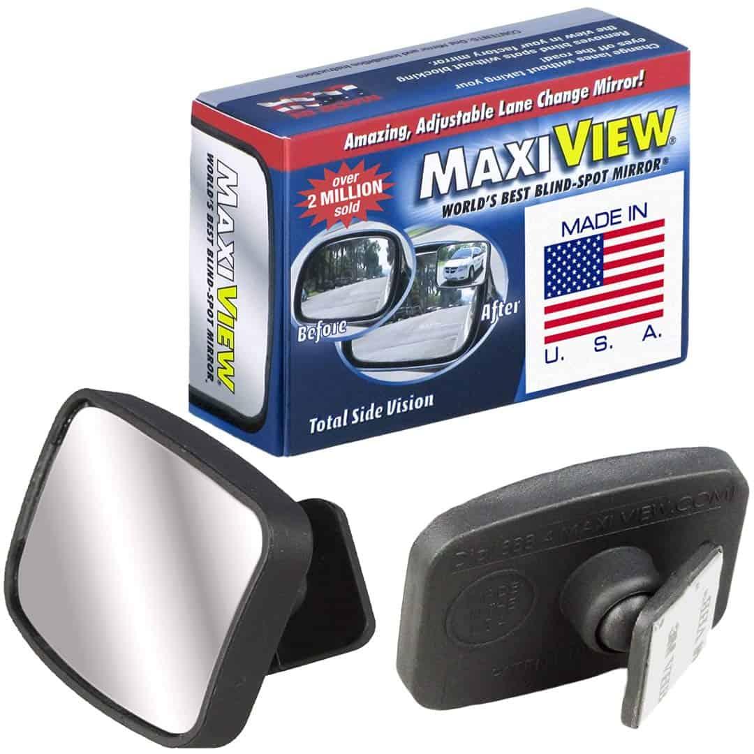 Maxi View Adjustable Mirror