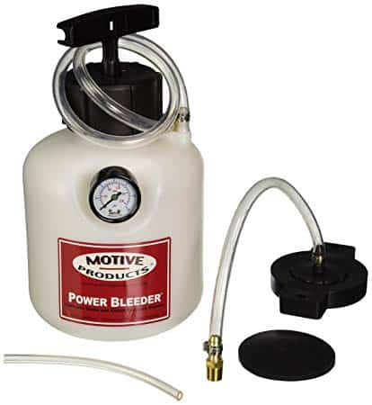 Motive Products 0108 Brake System Power Bleeder