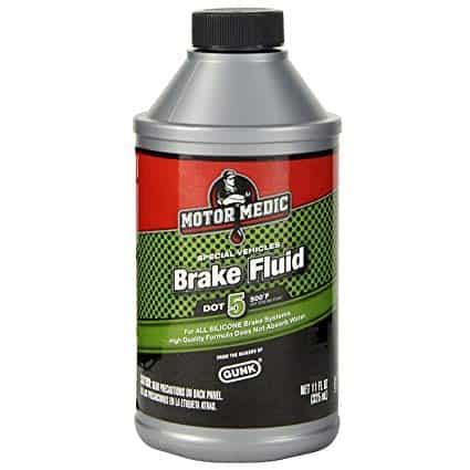 Motor Medic M4032/6 DOT 5 Brake Oil