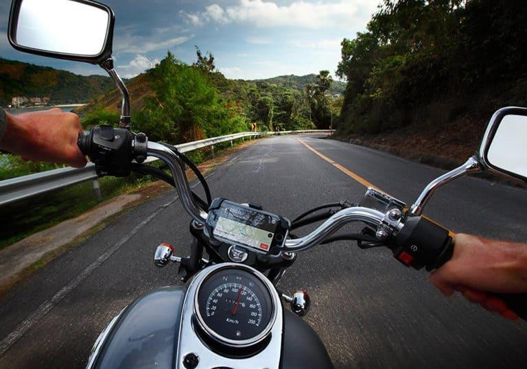 Motorcycle Phone Holder