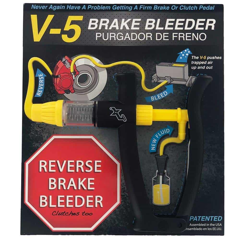 Phoenix Systems V-5 Reverse Brake Bleeder Kit