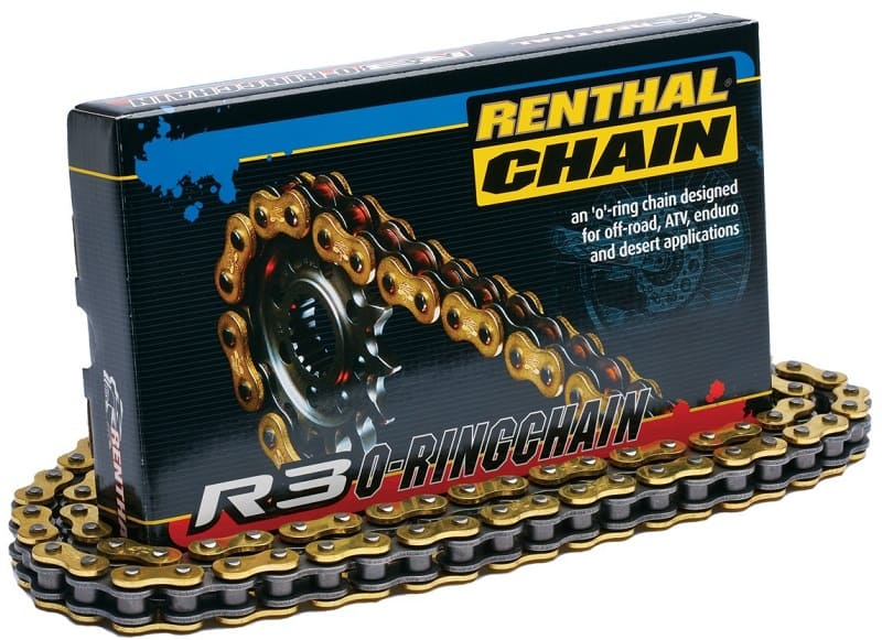 Renthal C291 R-32 O-Ring 520-Pitch 114 Link Chain