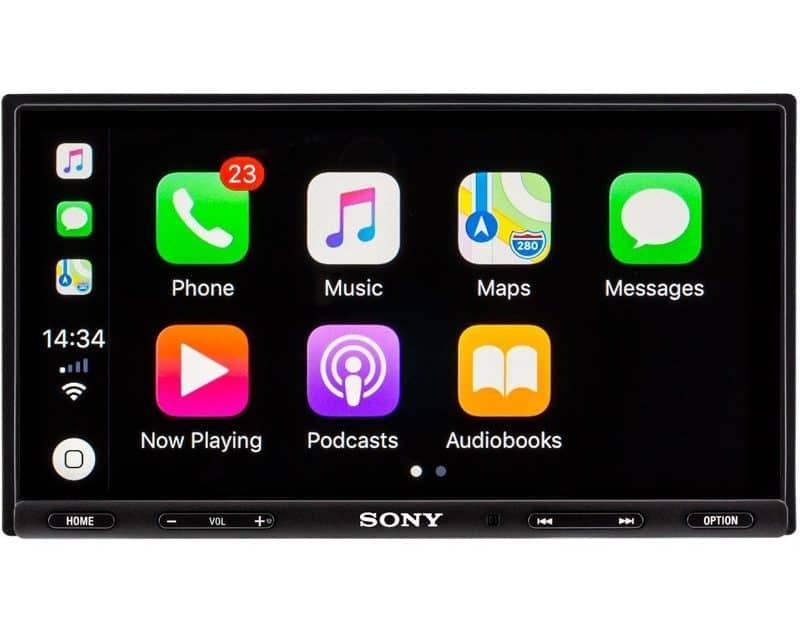 Sony XAV-AX5000 head unit