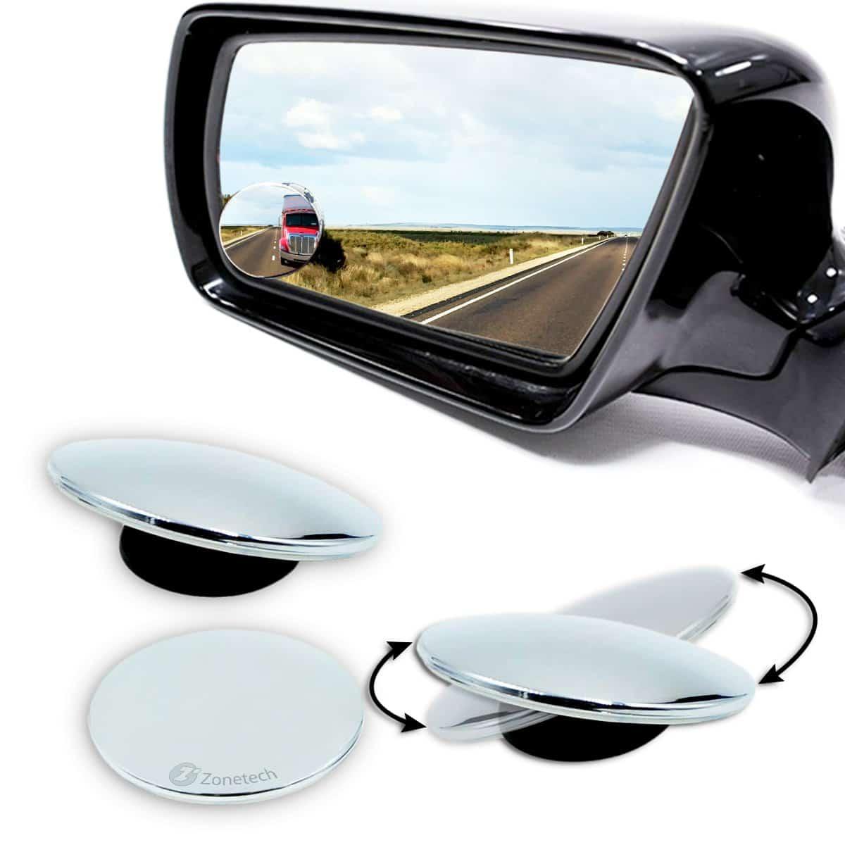 Zone Tech Blind Spot Mirror