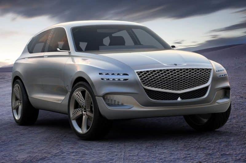 Genesis GV80 concept car