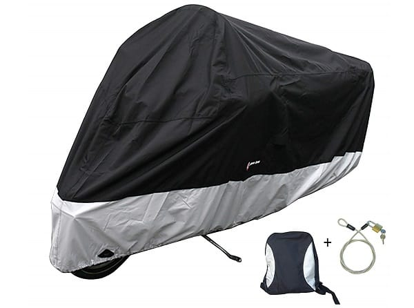 Formosa Covers Heavy-Duty Motorcycle Cover