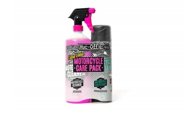 motorcycle cleaner