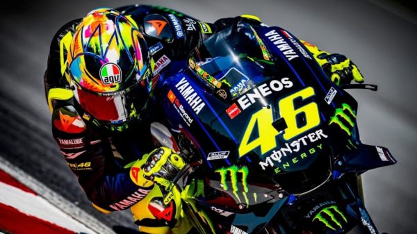 Valentino Rossi Motorcycle Helmet
