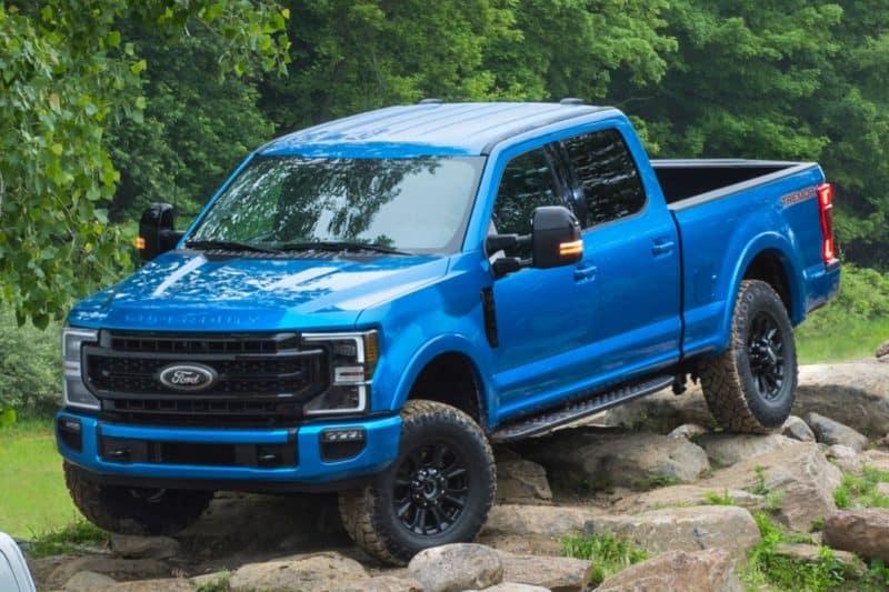 2021 trucks Ford F-250 Tremor
