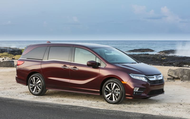 Honda Odyssey All Wheel Drive >> Some Of The Best Minivans 2021 Ill Bring To Market