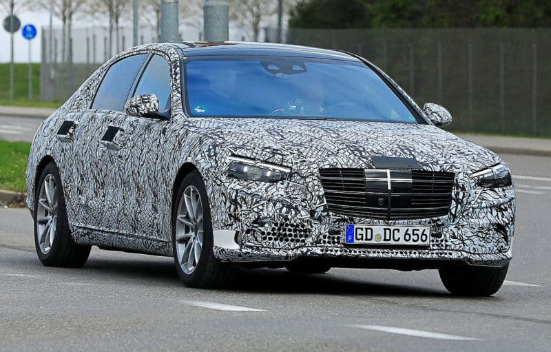 Mercedes-Benz S Class will be one of the best 2021 cars on the market