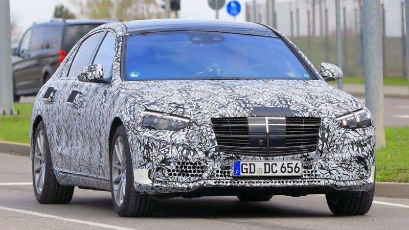 Mercedes-Benz S Class will be one of the best 2021 luxury cars