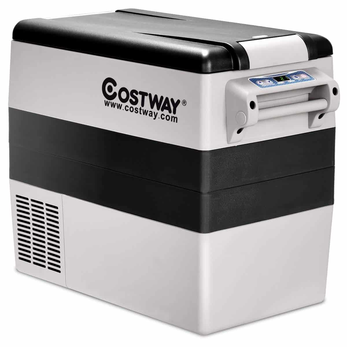 Costway Electric Camping Cooler