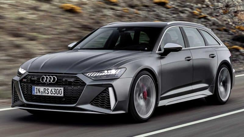 Audi RS6 Avant is arguably one of the best 2021 wagons out there