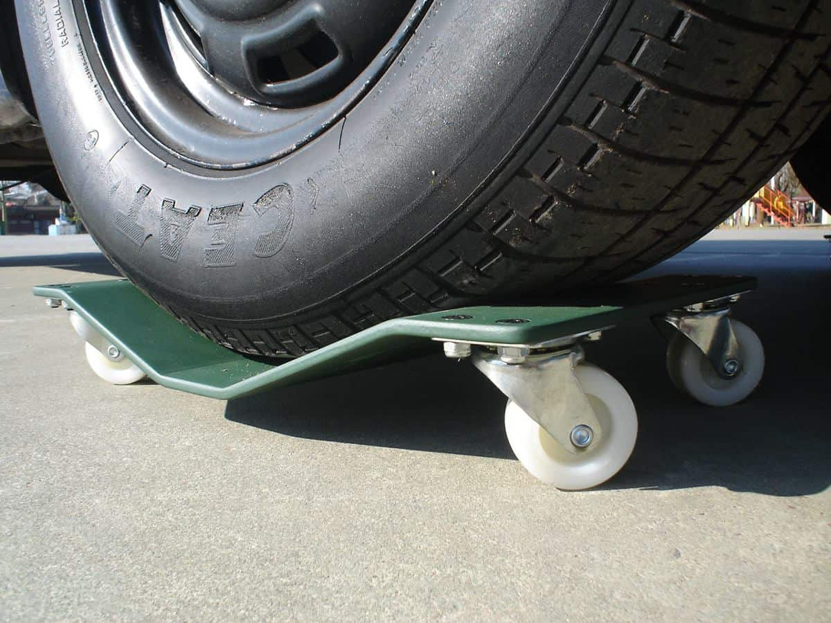 Car Dolly Skate