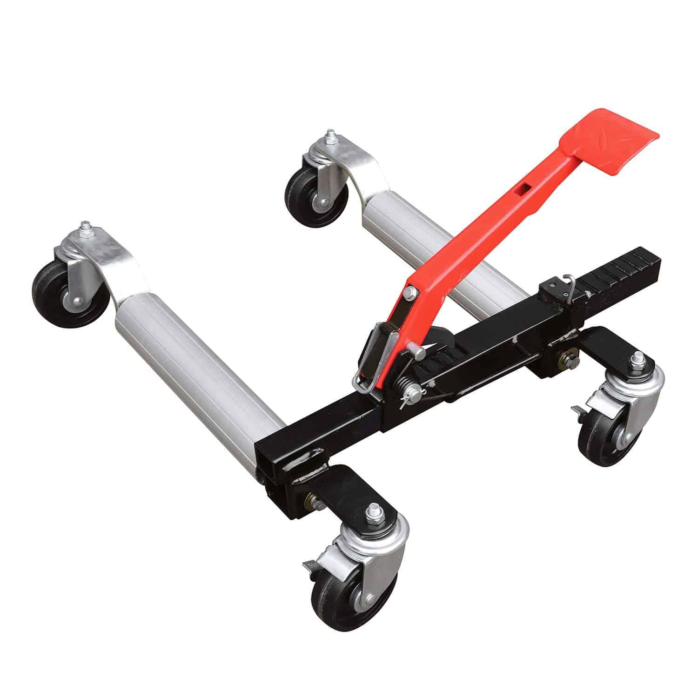 Sunex Tools Hydraulic Car Dolly