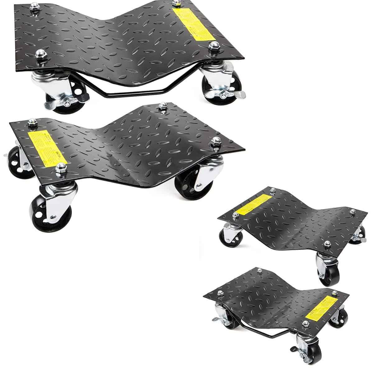 XtremepowerUS Premium Skates for Tires