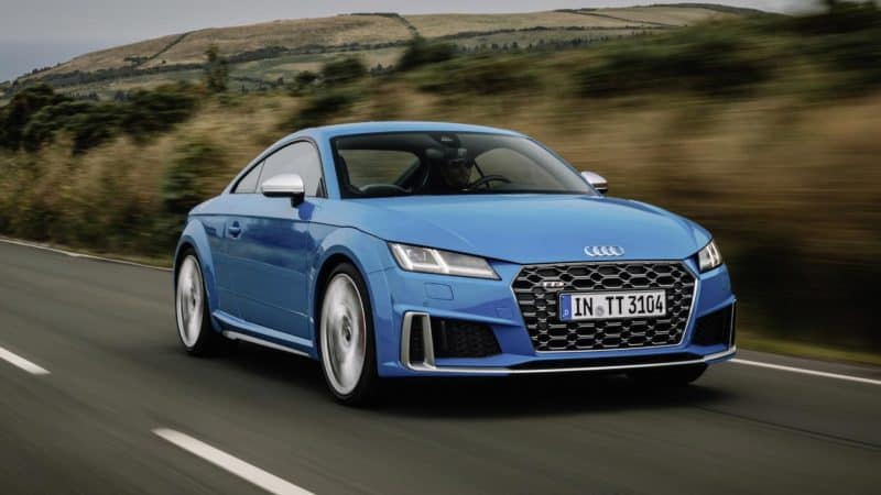 reviewing 2021 audi models
