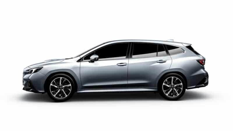 2021 Subaru Levorg Side View