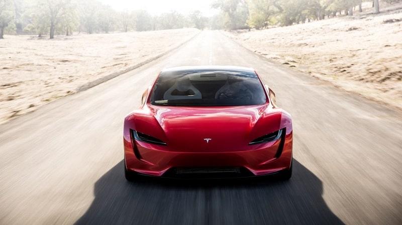 2021 Tesla Roadster Front Profile