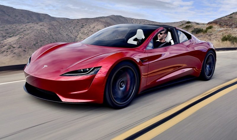 2021 Tesla Roadster