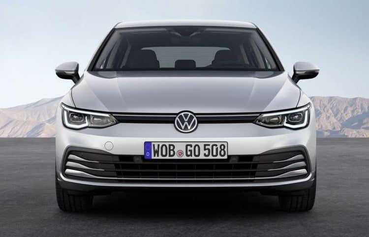 2021 Volkswagen Golf Front